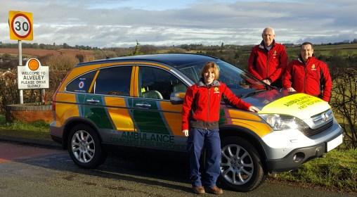 Alveley CFR Team and Car.jpg