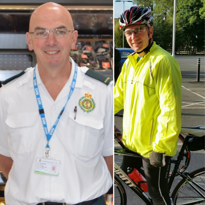 Whitchurch Paramedic's Charity Coastal Cycle.jpg