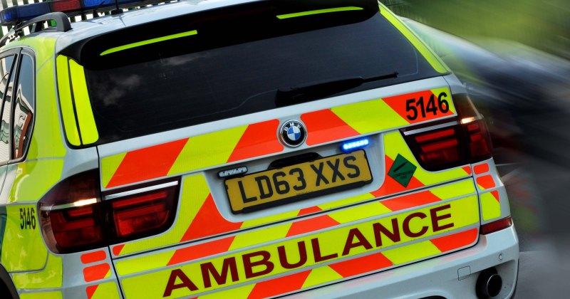 Paramedic Manager vehicle