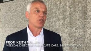 Prof. Keith Willett
