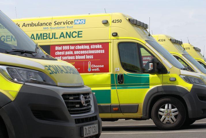 ambulance line up 2018