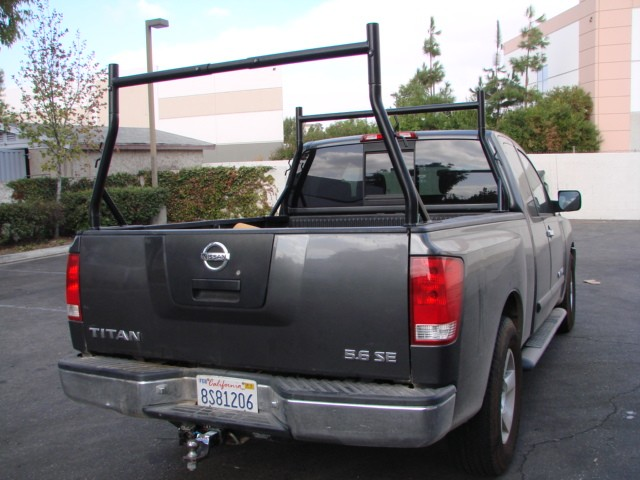 650 lb unviersal truck ladder lumber kayak canoe rack 2 set for pickup