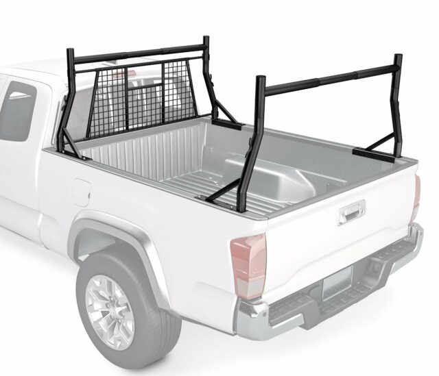 truck headache ladder lumber rack for pickup window guard protector