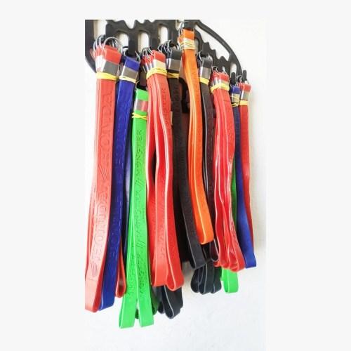 Cód.001307 Kit Chaveiro Silicone com 50 Unidades