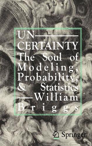 Books & Free Class – William M  Briggs