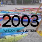2003 Newsletters