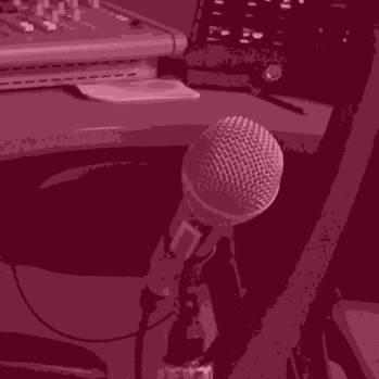 MxCC Radio Station Studio