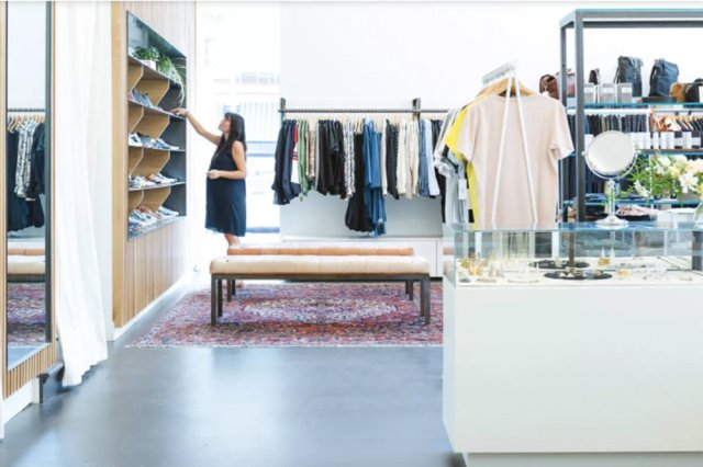 Frances May  Neighborhood: SW  Why I Dig It: Frances May is is now the OG of Portland's style movement. When I was growing up in PDX, the best places to shop were Nordstrom and... that's it. In came Frances May with its ridiculously stylish & on trend designer list spanning from Acne, Jesse Kamm, to Rachel Comey, and many newcomers in between. It brought a New York sensibility to a city that (I'm sorry) desperately needed a style upgrade from the usual look of North Face jackets and cargo pants. Bonus: your dude can shop too! This is a store that I hope never leaves, because without it, what would Portland be? https://www.francesmay.com/
