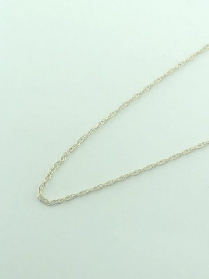 14 KARAT GOLD/0.4G NECKLACE