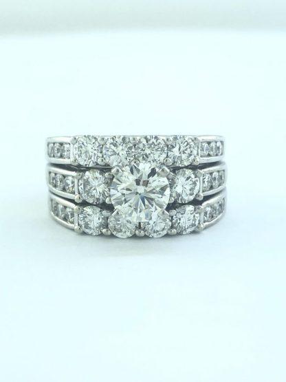 GSI Certified Diamond Ring