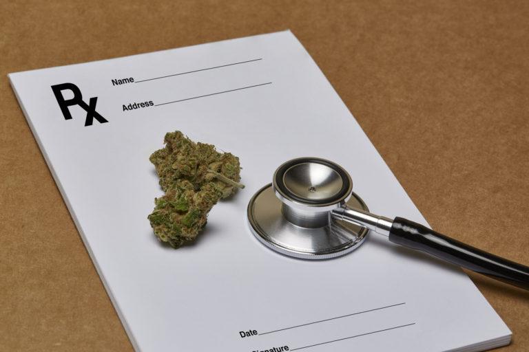 medical cannabis prescription
