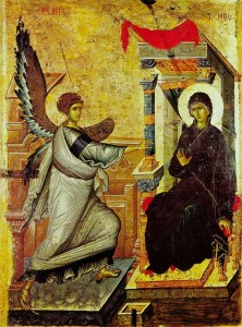 The Ohrid Annunciation of Our Lord