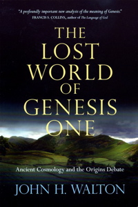 "An image of the cover for ""The Lost World of Genesis One"""