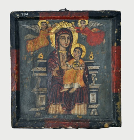 Coptic Icon of the Virgin Mary