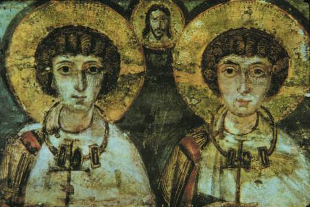 Saints Sergius and Bacchus