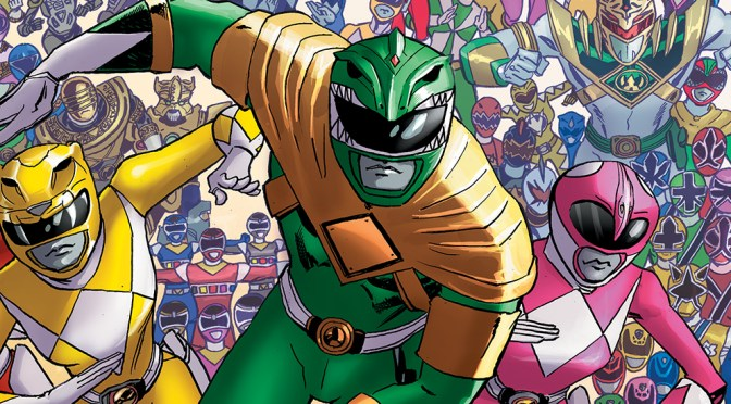 See You Next Wednesday: Power Rangers and other comics for March 28