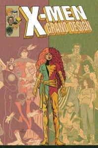 X-Men Grand Design Archives - WMQ Comics