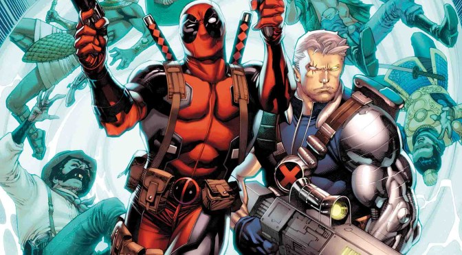 Cable, Deadpool to team up once more in August annual