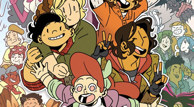 Celebrate 50 issues of BOOM's 'Lumberjanes' on May 23