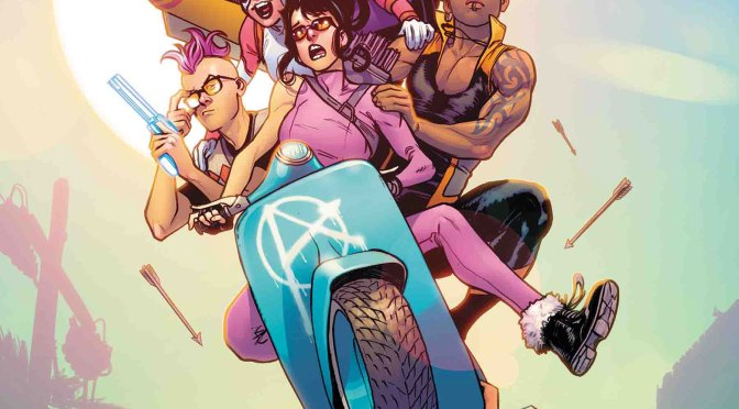 6 reasons to be excited for Thompson & Caselli's 'West Coast Avengers'