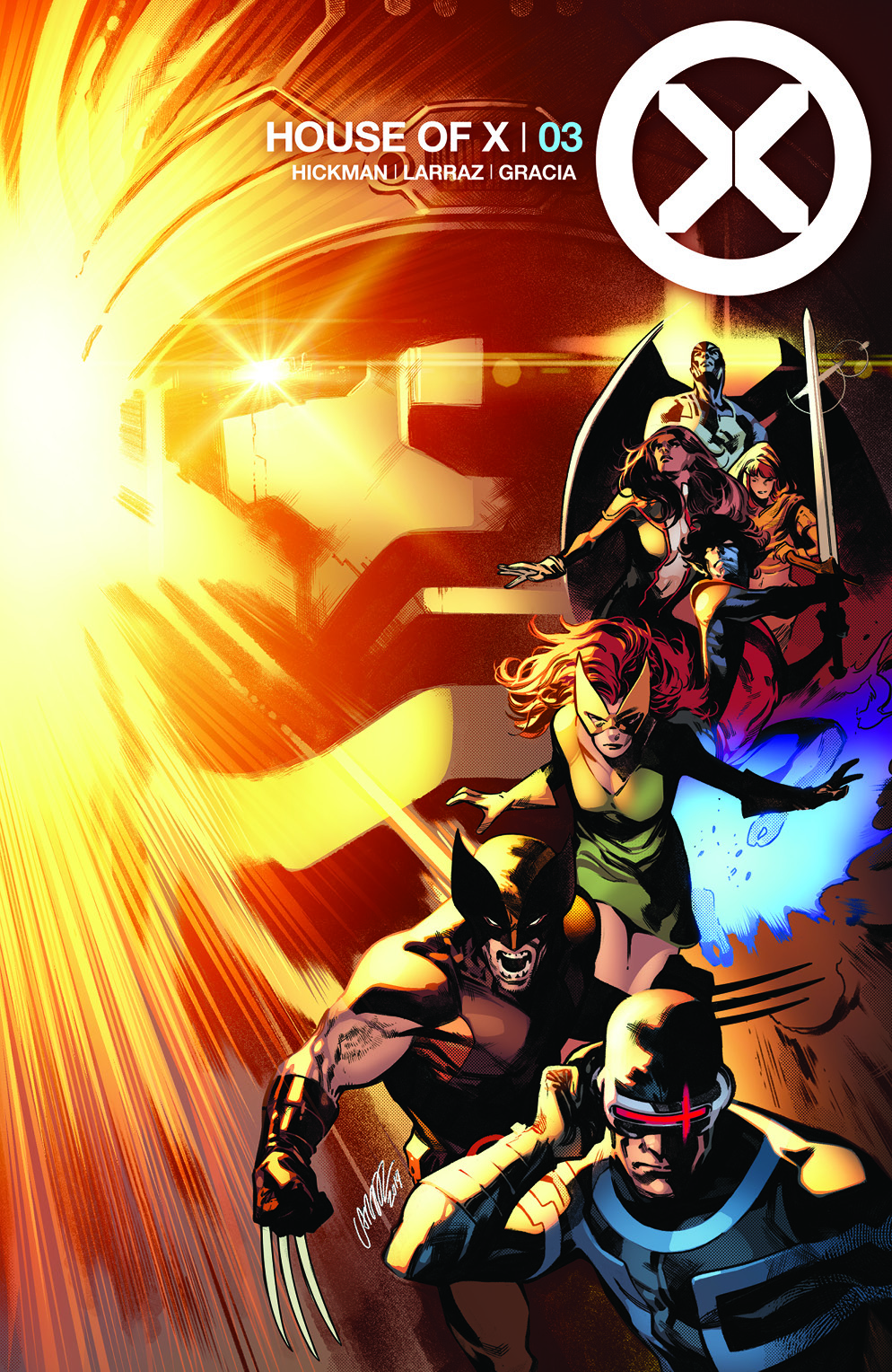 X-Men Seeds of Tomorrow Preview