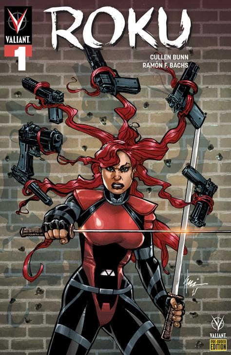 Cullen Bunn Archives - WMQ Comics