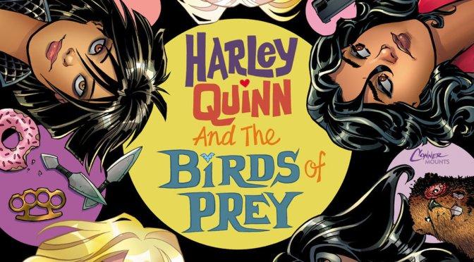 Birds Of Prey Archives Wmq Comics