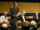Peter Mandelson speaking at West Midlands Taskforce