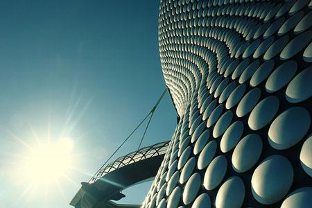 Selfridges store in Birmingham