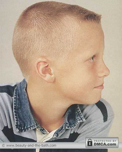 boys summer buzz cut time menshair