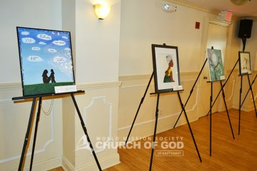 Mother's Love Art Exhibition, art, love, mother, mothers love, exhibition, new york city art, gallery, world mission society church of god, church of god, wms church of god, wmscog, God the Mother, mother = life, invisible love, sacrifice, life, church of god manhattan,