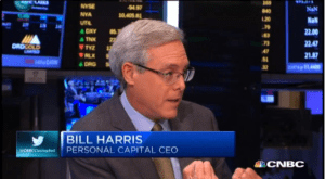 Bill Harris CNBC