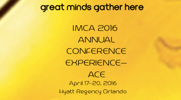 IMCA 2016 Conference