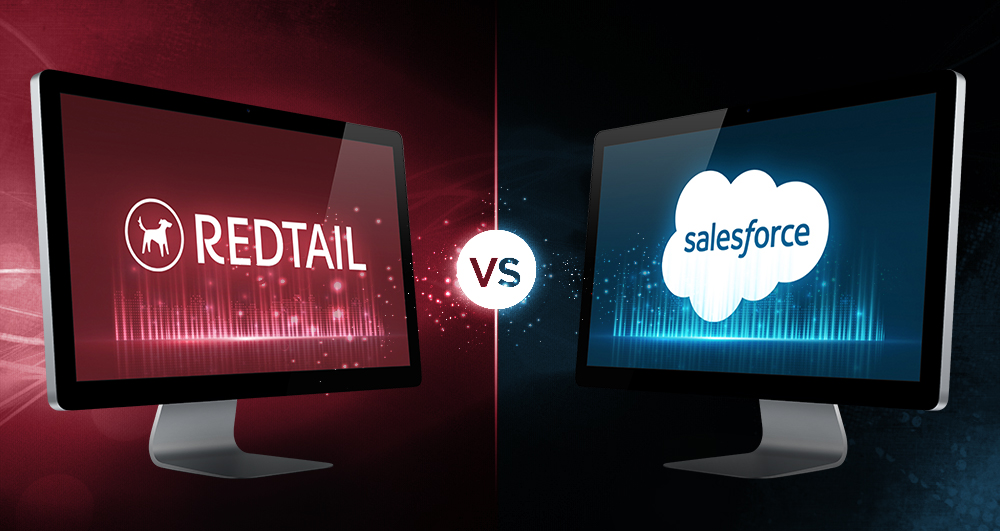 Redtail vs Salesforce FSC: Which is the best CRM for Financial Advisors?