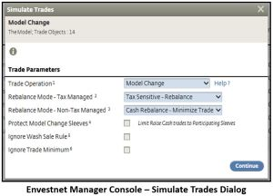 ENV Manager Console