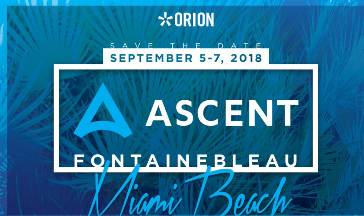 7 Impressions from the Orion Advisor Conference
