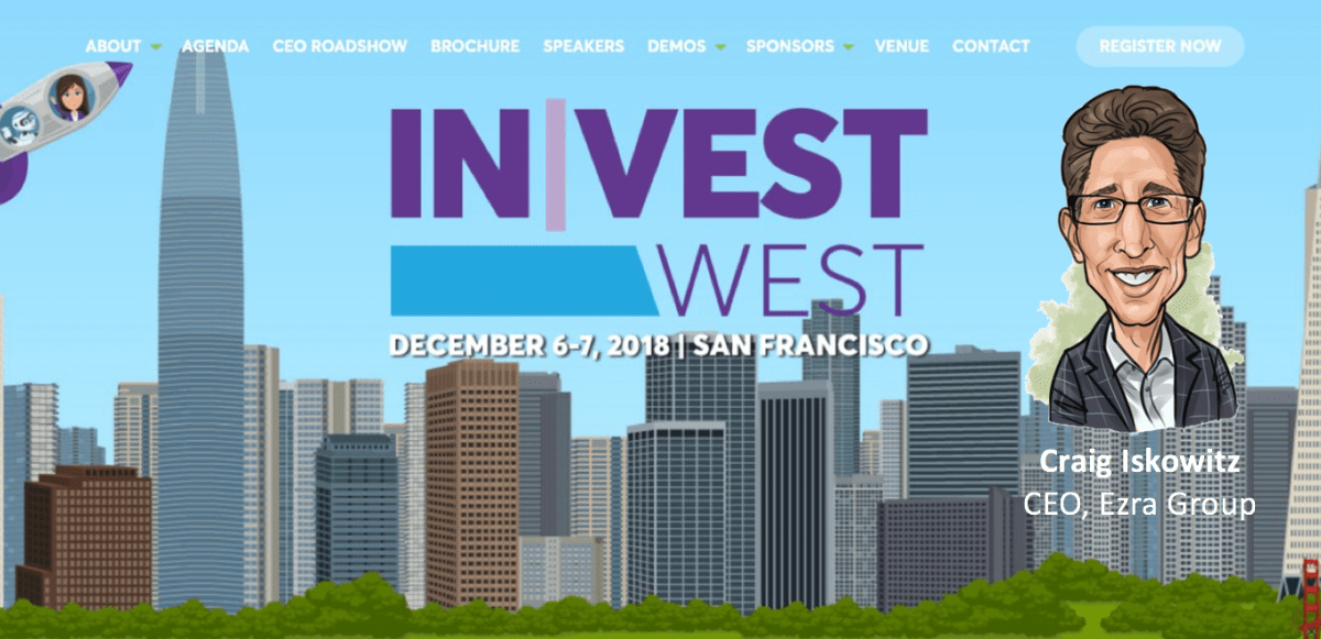 Invest West Conference 7 Minute Summary