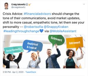 financial advisor technology tools