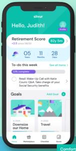 retirement app