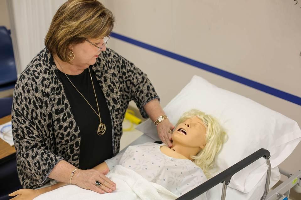 6. BNF Deborah Bolian Mississippi College nursing professor
