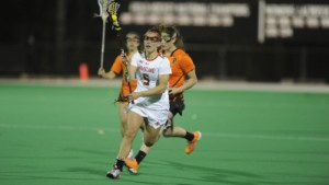 The Terps remain perfect with victory over Johns Hopkins. (Courtesy of UMTerps.com)