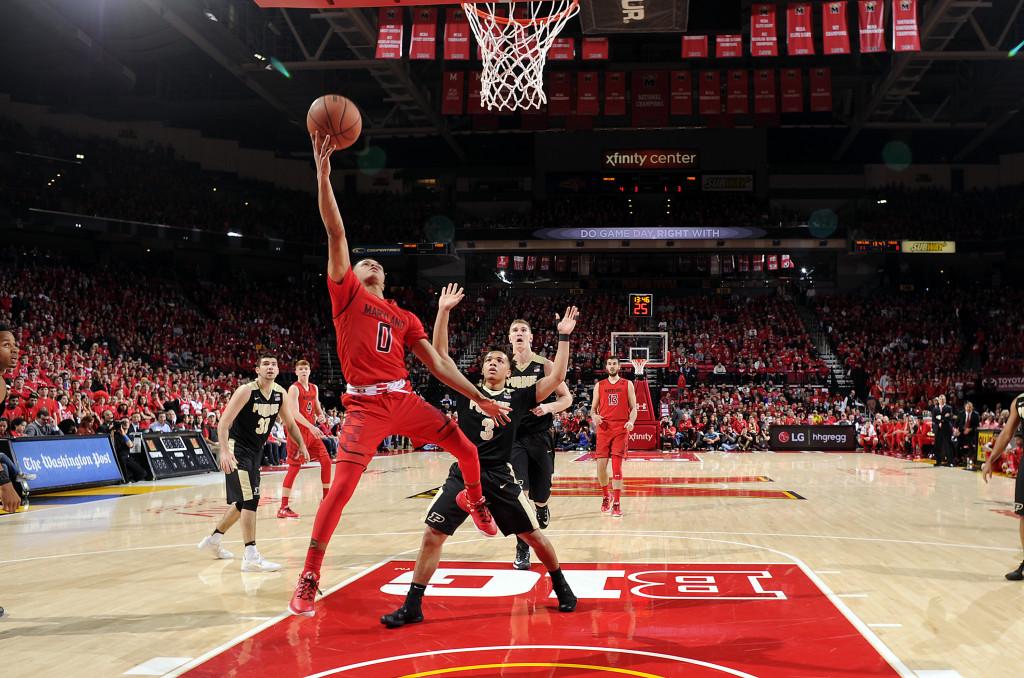 4-star G Eric Ayala commits to Maryland basketball