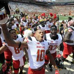 Maryland football will look to snap a 67-year streak on Saturday
