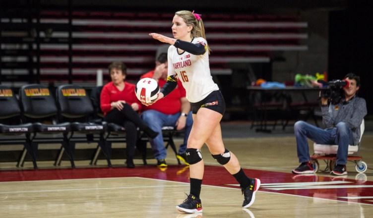 Maryland volleyball