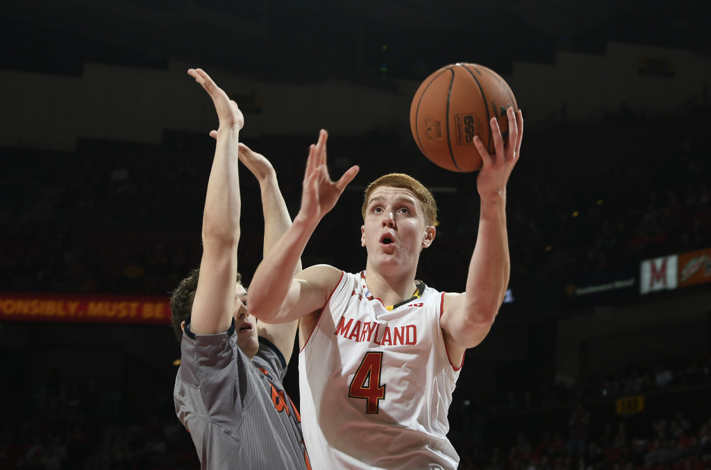 Huerter Nets 23 as Terps Fall to Syracuse