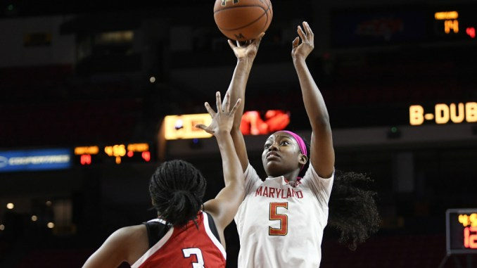 Maryland women's basketball