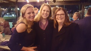 Amy, Donna, Jessica