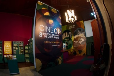 8a CineOP - Foyer do Cine Mariana