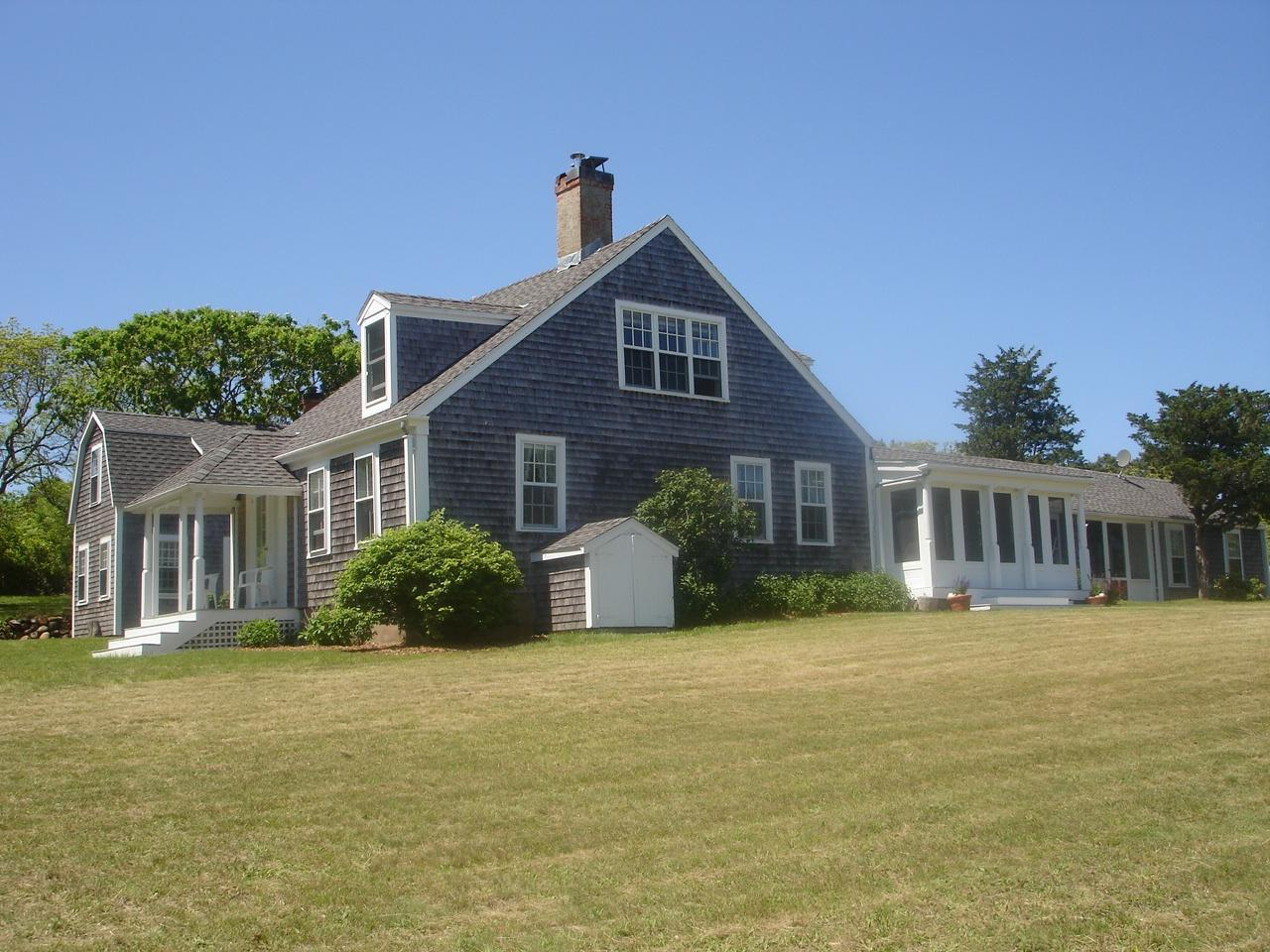 Chappaquiddick Vacation Rental Home In Martha's Vineyard