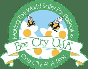 Bee City USA logo